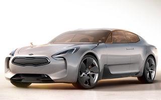 Kia GT ar putea fi produs fără motorul V6