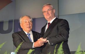 Volkswagen nu exclude un proces cu Suzuki