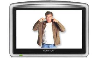 TomTom nu va mai oferi GPS-uri cu vocea lui Jeremy Clarkson