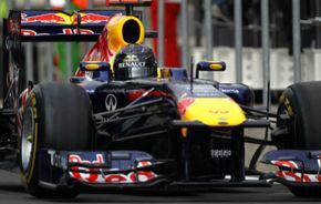 Vettel a câştigat Marele Premiu al Coreei de Sud!