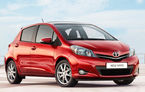 Toyota Yaris, în România de la 11.097 euro cu TVA inclus