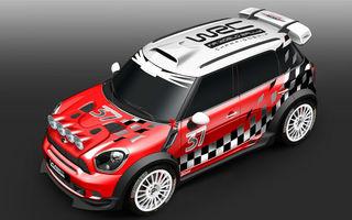 Mini şi Prodrive ar putea lansa o versiunea de stradă a lui Countryman WRC