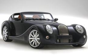 Morgan va prezenta la Geneva modelul revizuit Plus 8