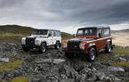 Land Rover Defender va fi fabricat în forma actuală până în 2017