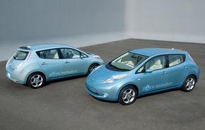 """Nissan: """"Vrem să vindem 1.5 milioane de maşini electrice până în 2016"""""""