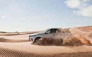 OFICIAL: Noul Mercedes ML 63 AMG vine la Salonul de la Los Angeles