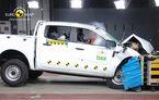 EuroNCAP a testat 12 modele noi: Ford Ranger - primul pick-up cu 5 stele