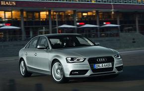 Audi A4 facelift - video, fotografii şi informaţii oficiale