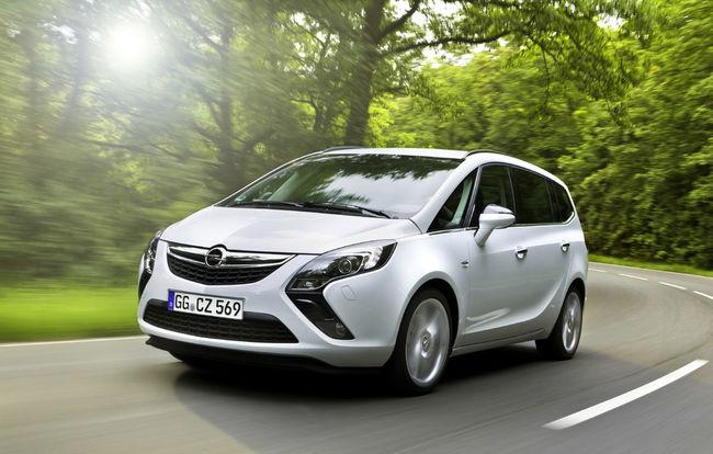 Test drive Opel Zafira Tourer (2012-2016)
