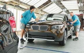 Fabricile BMW fac faţă cu greu cererii la nivel mondial: gradul de încărcare e de 110%