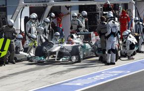 Pirelli anticipează opriri la boxe în ultimele minute ale cursei