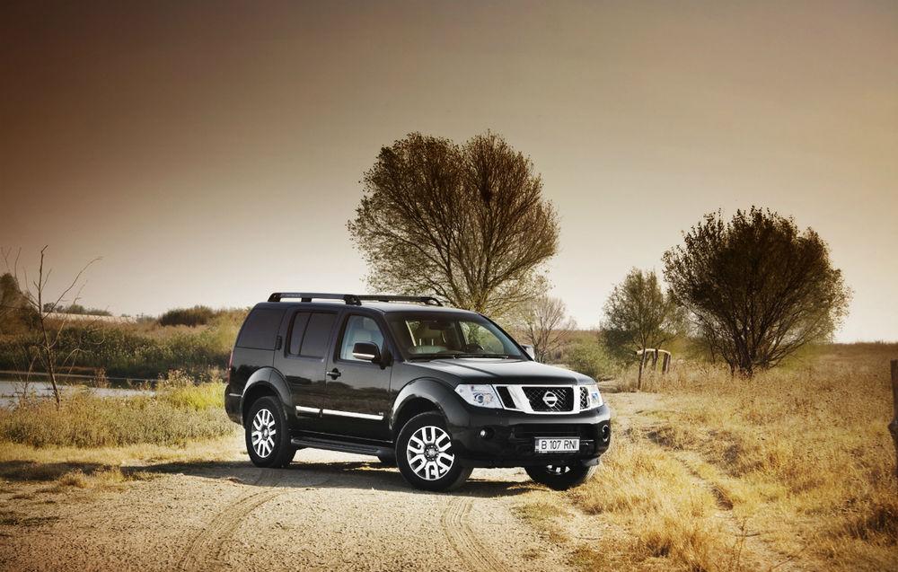 Test drive Nissan Pathfinder (2010-2015)