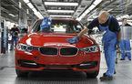 GALERIE FOTO: A început producţia noului BMW Seria 3