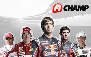 F1 Champ: Ultima şansă să câştigi o excursie la Spa-Francorchamps!