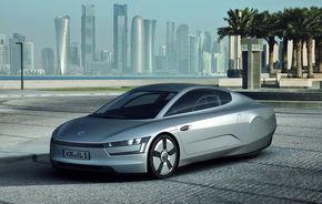 """Şeful VW: """"Vom produce în serie conceptul care consumă 0.9 litri/100 km"""""""