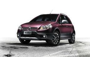 Fiat Sedici primeşte mici îmbunătăţiri pentru generaţia 2012
