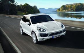 Porsche: Profitul operaţional a crescut cu 25% în nouă luni
