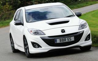 Mazda3 MPS a primit un kit de 350 CP din Regatul Unit