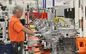 Ford a demarat producţia motorului Ecoboost de un litru şi 125 de cai