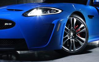 Jaguar aduce la Los Angeles noul XKR-S Convertible