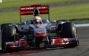 Hamilton a câştigat Marele Premiu din Abu Dhabi!