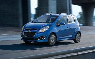Chevrolet Spark rupe barierele şi intră pe piaţa din SUA