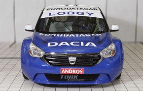 Dacia Lodgy - numele noului monovolum al mărcii