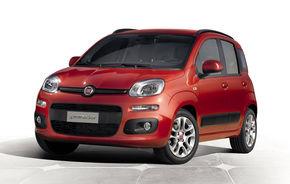 Fiat Panda ar putea primi şi o versiune Abarth