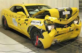 Chevrolet Camaro este primul model cu punctaj maxim la testele noi de la NHTSA
