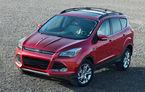 Ford a prezentat versiunea americană a viitorului Kuga