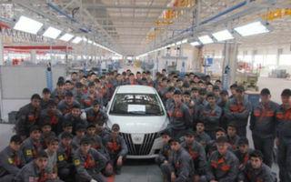 Bulgarii au început să producă din nou maşini