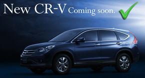 Honda CR-V debutează la timp în SUA