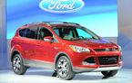 LA SHOW LIVE: Conceptul Ford Vertrek s-a materializat în noul Kuga