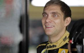 Petrov critică Renault şi nu exclude plecarea la echipă