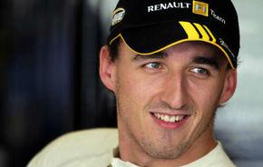 Presă: Ferrari l-a ofertat pe Kubica să testeze pentru echipa în 2012