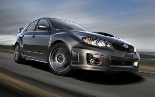 Viitorul Subaru WRX va dezvolta peste 300 CP