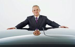 Şeful Volkswagen: Anul 2012 va fi mai greu pentru toată lumea