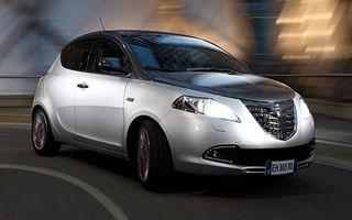 Noul Lancia Ypsilon pleacă de la 12.160 euro cu TVA inclus