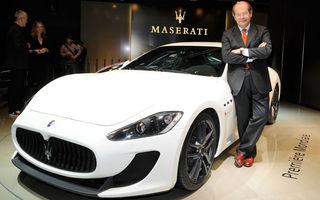 Creatorul lui Ferrari Enzo va desena modelele Chrysler şi Lancia