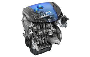 Mazda a prezentat i-Eloop, un sistem revoluţionar de regenerare a energiei cinetice