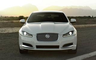 Jaguar apără scorul slab de la EuroNCAP al lui XF