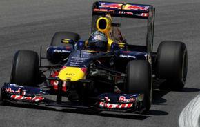 Vettel pleacă din pole la Interlagos şi a depăşit recordul lui Mansell!