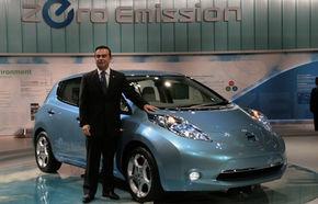 """Carlos Ghosn: """"Piaţa din Europa va avea un declin în 2012"""""""