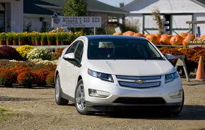 Chevrolet Volt, investigat oficial de NHTSA