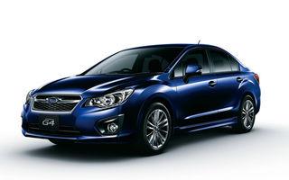 Noul Subaru Impreza a debutat la Tokyo