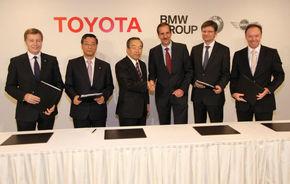 OFICIAL: BMW va furniza motoare diesel pentru Toyota şi primeşte în schimb sisteme hibride