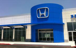 Honda lărgeşte recall-ul pentru airbag-uri cu 917.000 de unităţi
