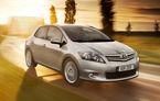Toyota renunţă la numele Auris şi revine la Corolla