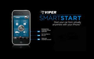 Viper Smart Start, primul sistem de pornire a motorului prin smartphone,  a debutat pe piaţa din România