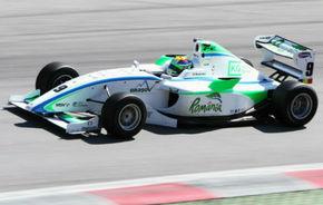 Marinescu participă la testele de F2 de la Barcelona